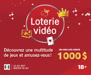 Loterie vid�o